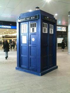 Doctor Who: TARDIS