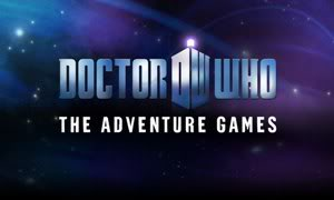 Doctor Who: Adventure Games