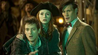 Doctor Who: Curse of the Black Spot