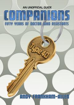 Companions: Fifty Years of Doctor Who Assistants (Credit: Candy Jar Books)