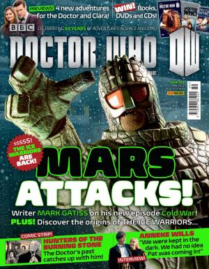 Doctor Who Magazine 459