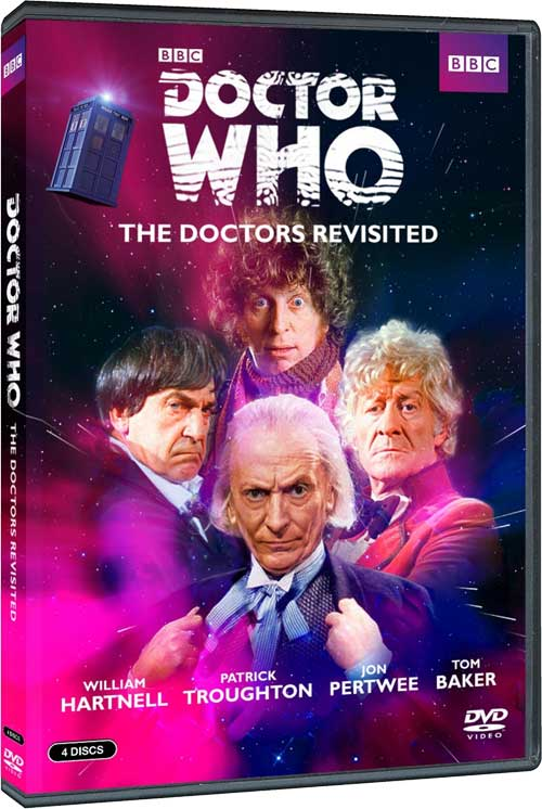 The Doctors Revisited - 3D Cover (R1)