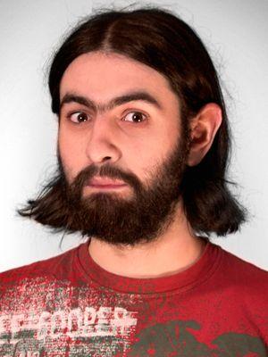 Steffan Alun - Image Credit: Comedy CV