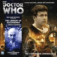 The Companion Chronicles: The Library of Alexandria (Credit: Big Finish)