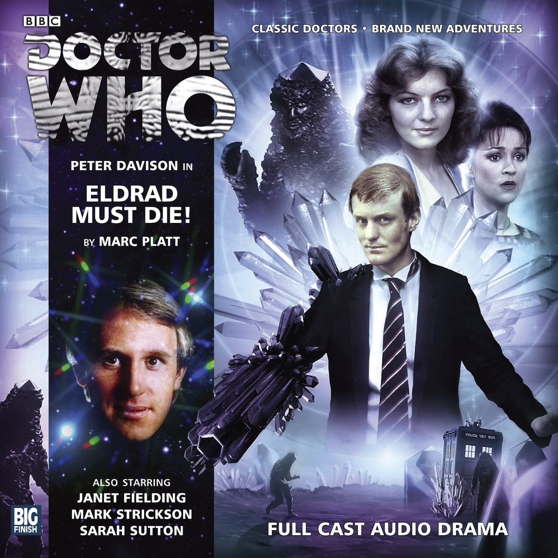 Eldrad Must Die! (Credit: Big Finish)