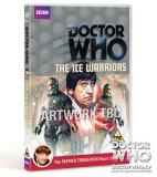 The Ice Warriors - Cover (R2) (Credit: BBC Worldwide)