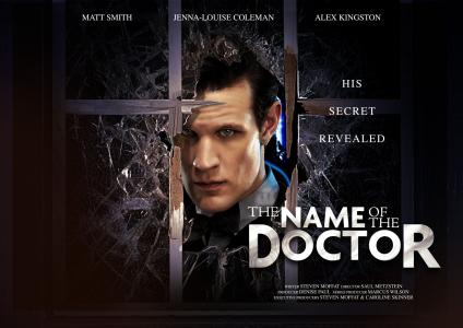 Doctor Who: The Name of the Doctor