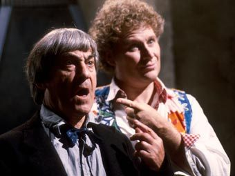 The Two Doctors (Credit: BBC)