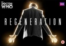 Doctor Who: Regeneration - R2 DVD Cover (Credit: BBC Worldwide)