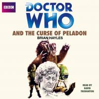Doctor Who and The Curse of Peladon, read by David Troughton (Credit: AudioGo)