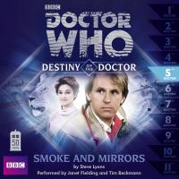 Destiny of the Doctor: Smoke and Mirrors (Credit: AudioGo)