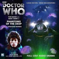 Fourth Doctor Adventures: Phantoms of the Deep (Credit: Big Finish)