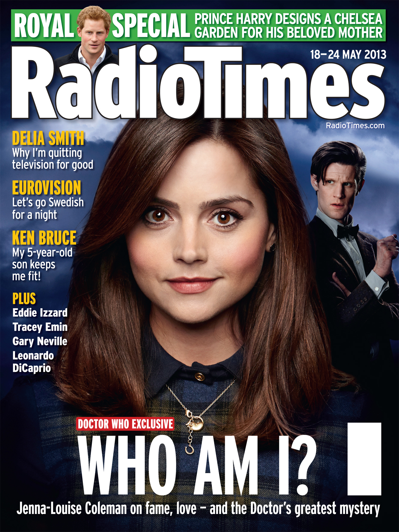 Radio Times (18 - 14 May 2013) (Credit: Radio Times)