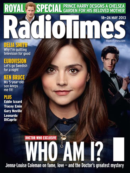 Radio Times (18 - 14 May 2013) (Credit: Radio Times)