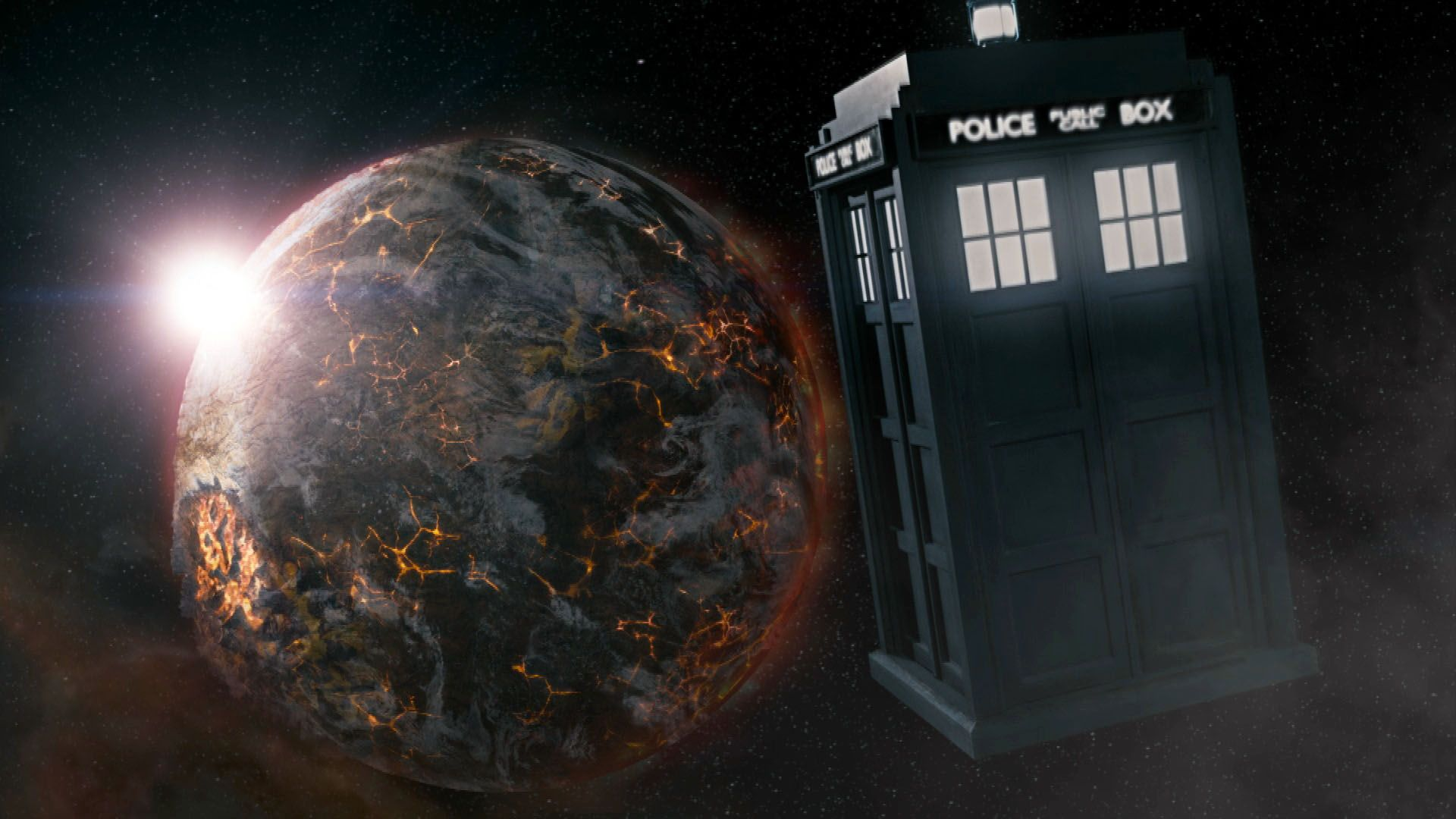 The Name of the Doctor: Publicity Image (Credit: BBC)