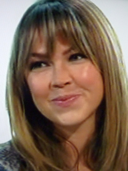 Adele Silva - Image Credit: Channel 5/The Wright Stuff