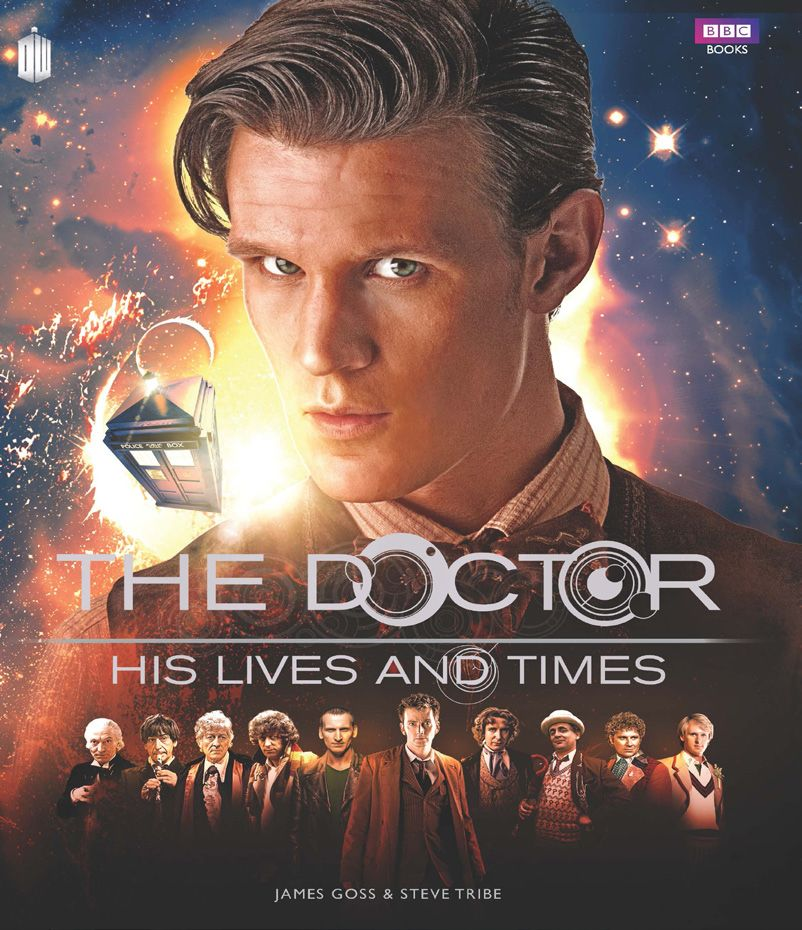 The Doctor: His Lives and Times (Credit: BBC Books)