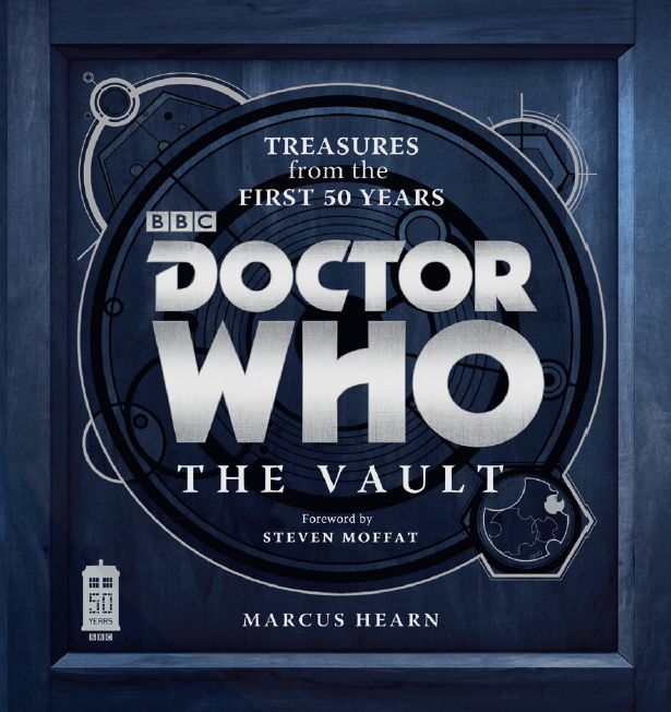 The Vault (Credit: BBC Books)