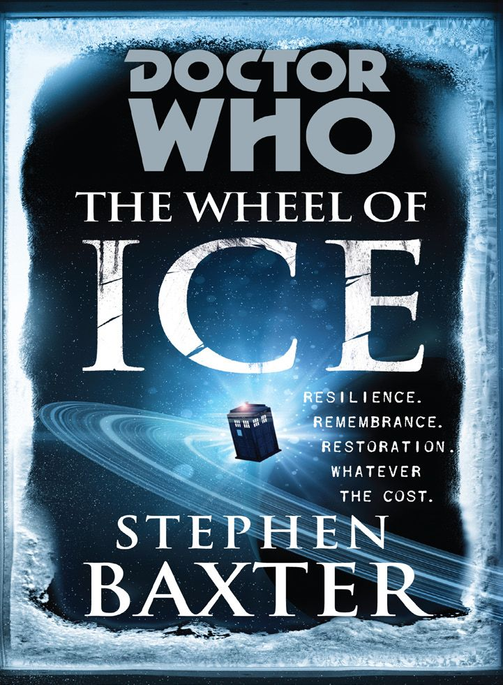 The Wheel of Ice (Credit: BBC Books)