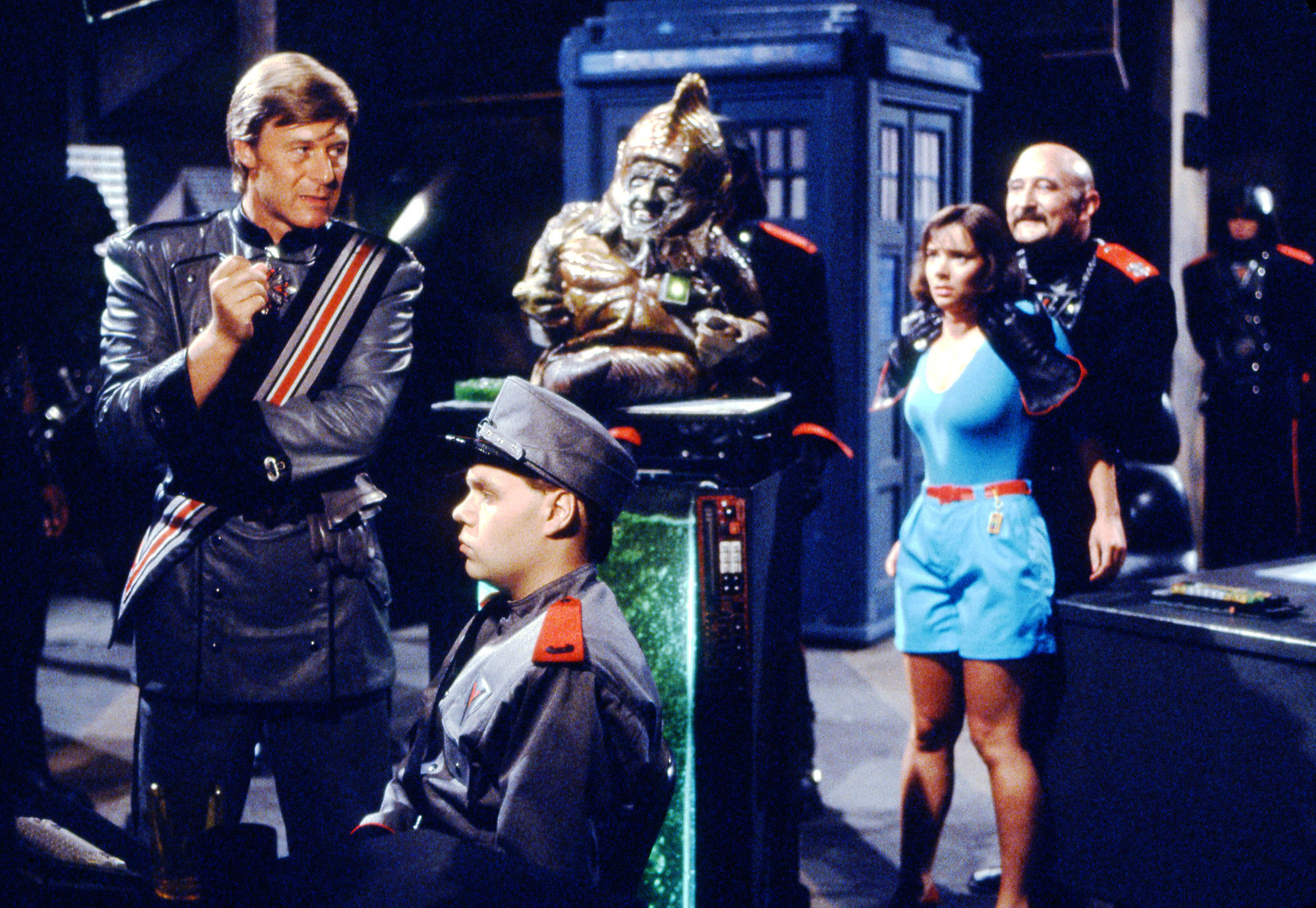 Vengeance on Varos (Credit: Copyright © BBC 1985)