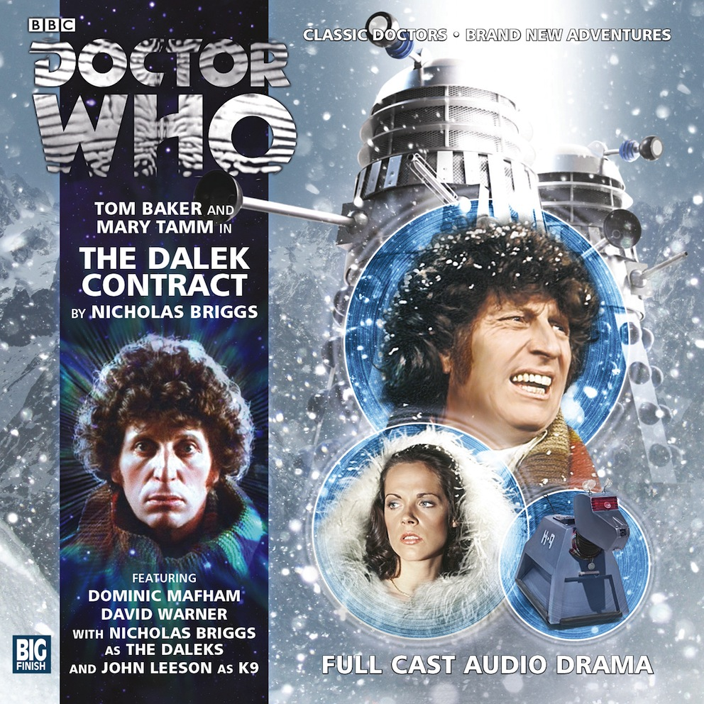 Fourth Doctor Adventures: The Dalek Contract (Credit: Big Finish)