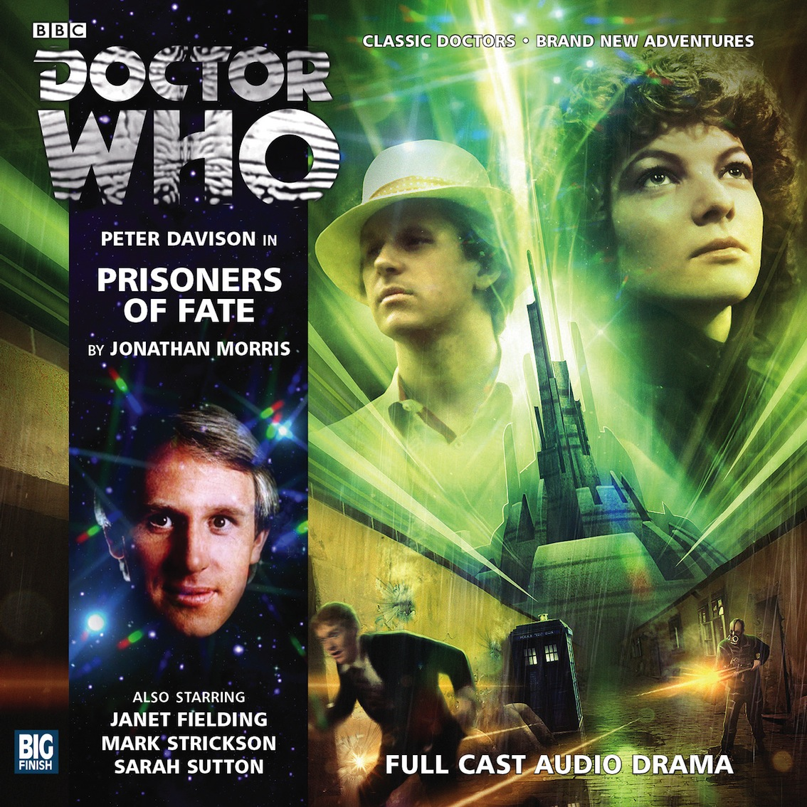 Prisoners of Fate (Credit: Big Finish)