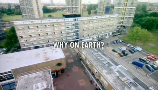 Doctor Who: Why on Earth?