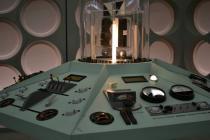 AAISAT TARDIS console (Credit: Samy Kacimi)
