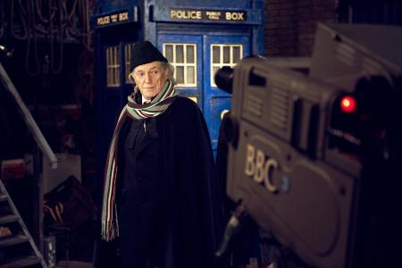 Doctor Who: An Adventure In Space And Time