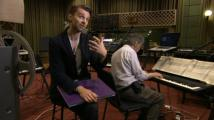 BBC Proms 2013 - Ben Foster discusses the prom. (Credit: BBC)