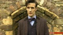 BBC Proms 2013 - Matt Smith talks about the Proms (Credit: BBC)
