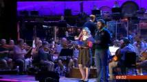 BBC Proms 2013 - Rehearsal of Song of 50 (Credit: BBC)