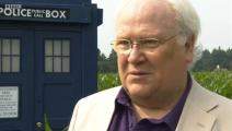 Elvington Maize Maze - Colin Baker (Credit: BBC)