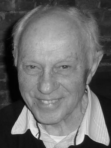 John Carson (1927-2016) - Image Credit: Chuck Foster