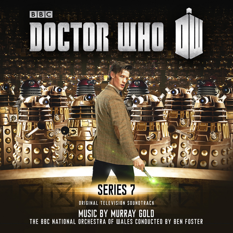 Series 7 (soundtrack) - cover (Credit: Silva Screen)