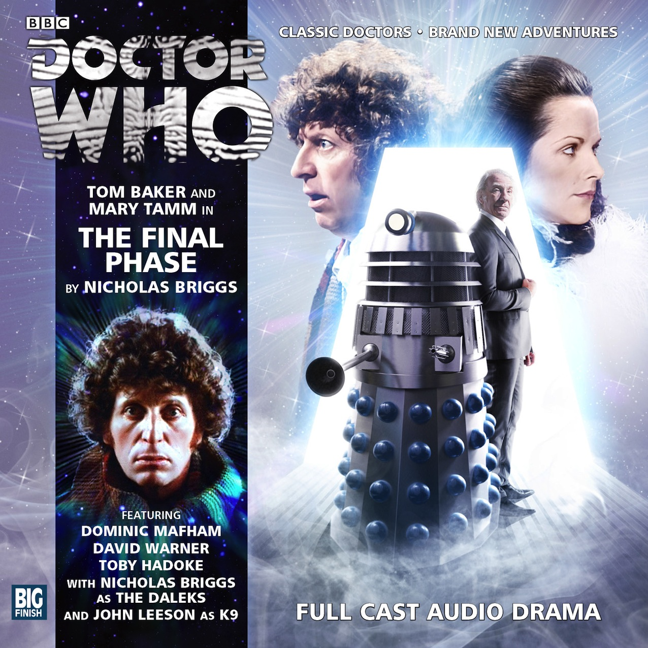 Fourth Doctor Adventures: The Final Phase (Credit: Big Finish)