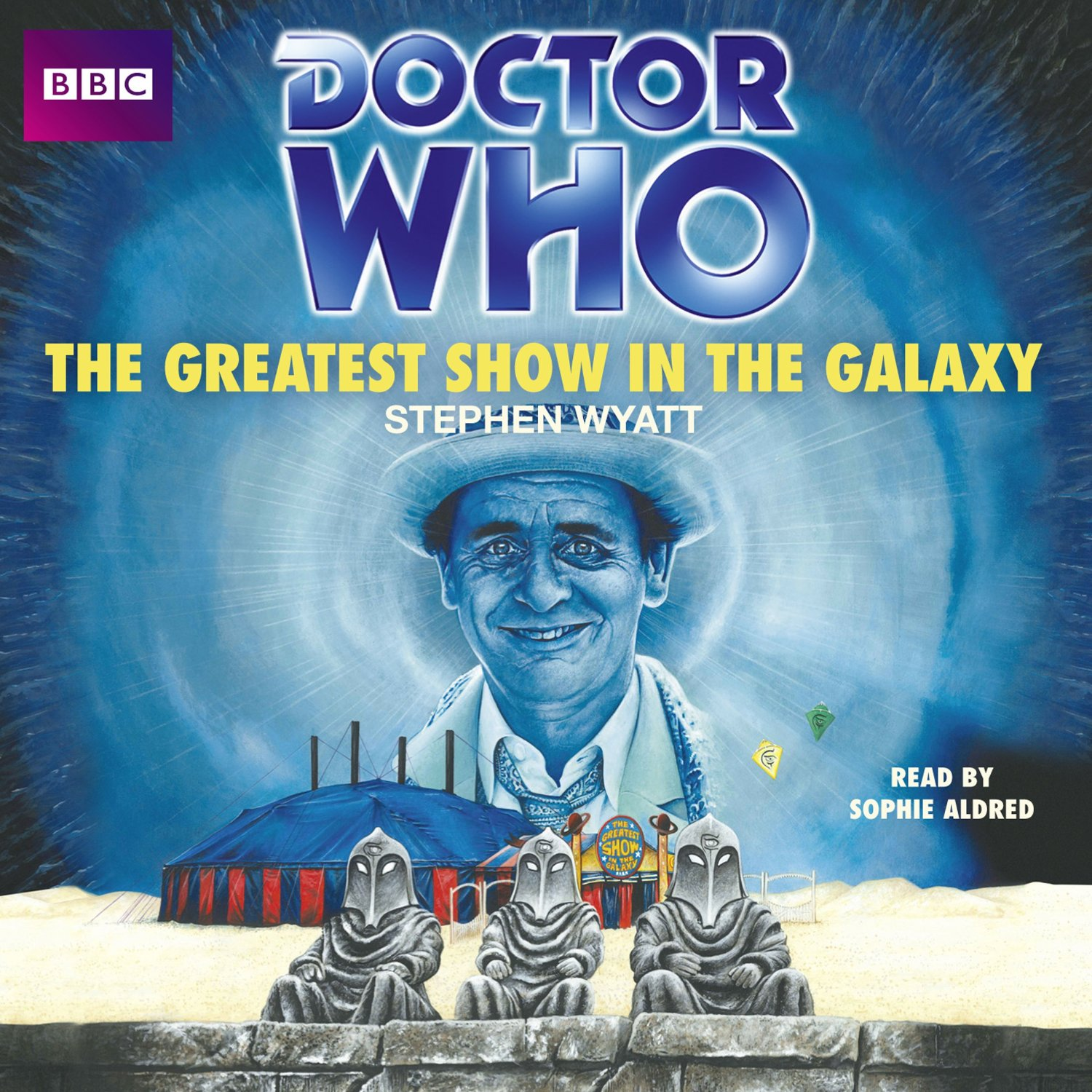 Doctor Who - The Greatest Show in the Galaxy (Credit: AudioGo)