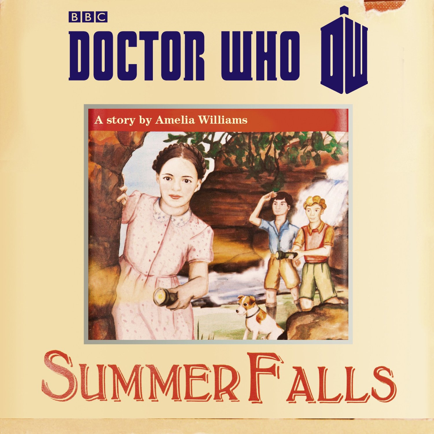 Summer Falls (Credit: AudioGo)