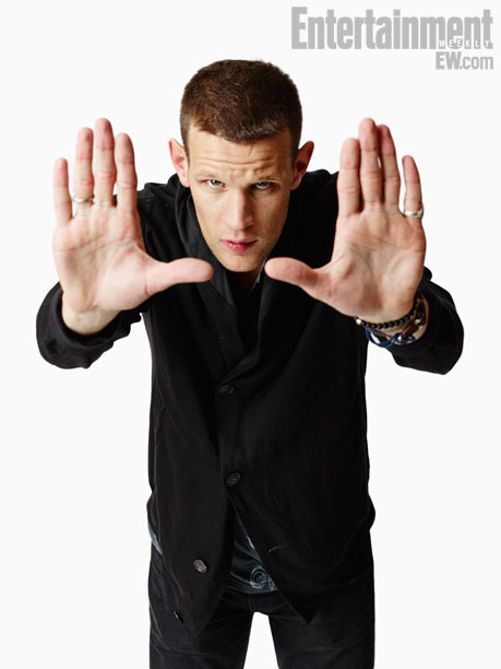 Matt Smith (Credit: Entertainment Weekly)