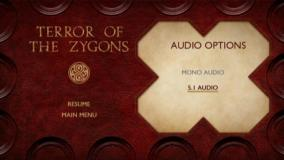 Terror of the Zygons - Menu (Credit: BBC Worldwide)