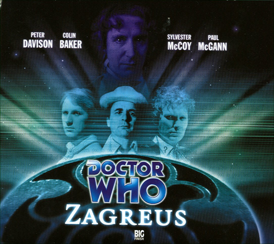 The Fiftieth Adventure: Zagreus (Credit: Big Finish)