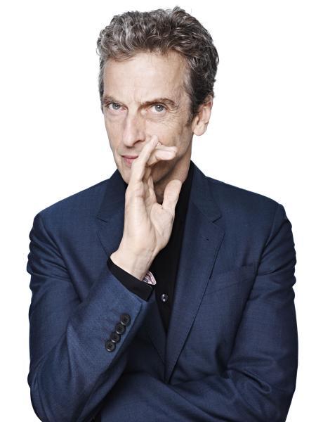 Peter Capaldi - Image Credit: BBC/Rankin