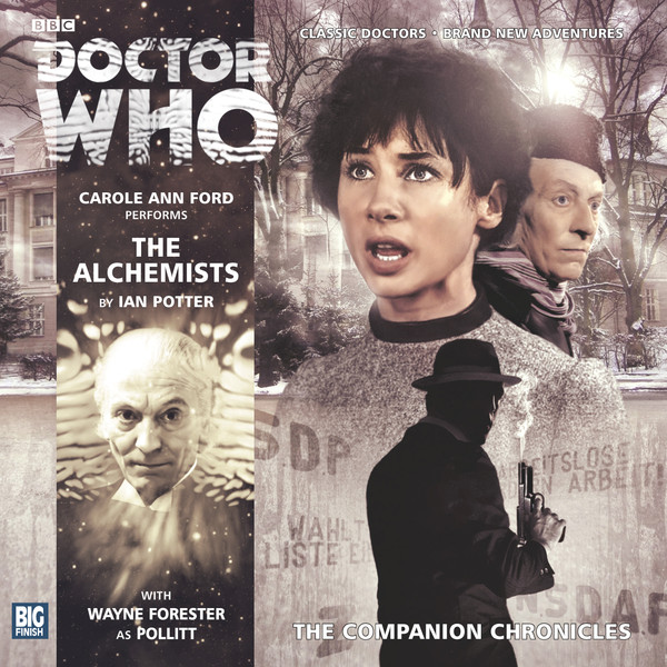 The Companion Chronicles: The Alchemists (Credit: Big Finish)