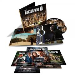 Series 7 (soundtrack) - limited edition card set (Credit: Silva Screen)