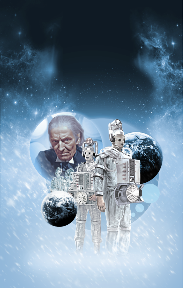 The Tenth Planet - DVD R2 Cover Artwork (Credit: Tea Lady Design)