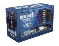 Doctor Who: The Complete Series 1-7 Boxed Set (Blu-ray) - USA Packaging (Credit: BBC Worldwide)