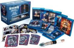 Doctor Who: The Complete Series 1-7 Boxed Set (Blu-ray) - USA Contents (Credit: BBC Worldwide)