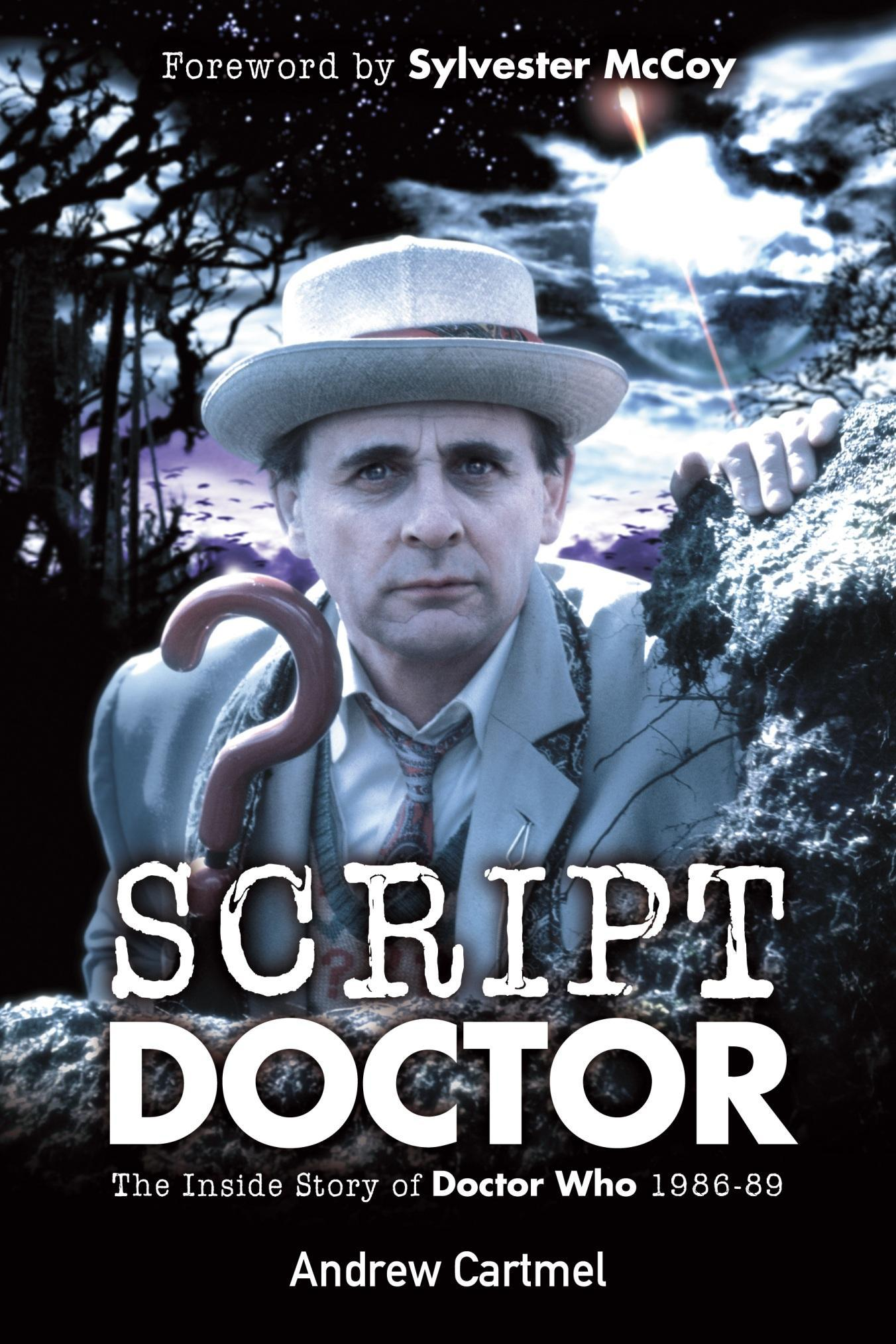 Script Doctor, by Andrew Cartmel (2013 edition) (Credit: Miwk)