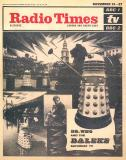Radio Times Cover (21-27 Nov 1964) (Credit: Radio Times)