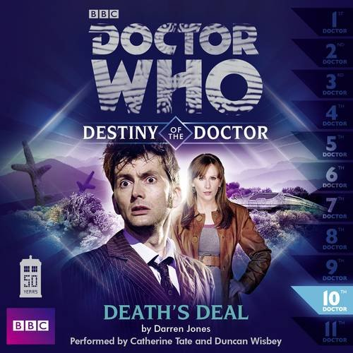 Destiny of the Doctor: Death's Deal (Credit: AudioGo)